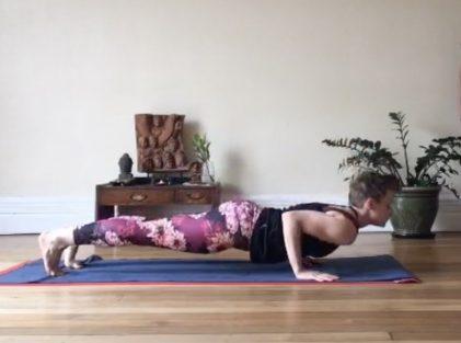Yoga Conditioning Workshop with Bogi